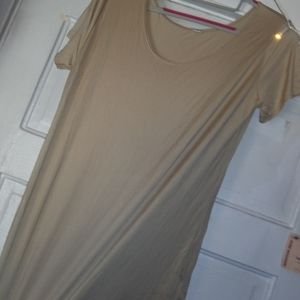 """UniQLo""-japan- nude under-shirt ""air-ism"".. XL"